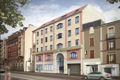 IRG Immobilier – appartements neufs – Vanves 92170