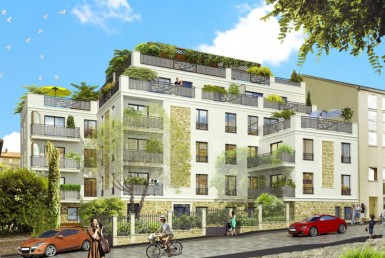 IRG Immobilier – Appartements neufs – Bagneux