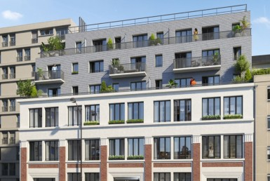 Appartements neufs Paris 20e – IRG Immobilier
