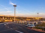 Western terminal of Paris-Orly airport